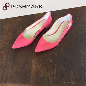 Ivanka Trump Pink Flats